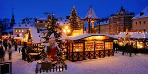 Marché-de-Noel budapest