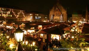 marche-noel-nuremberg-baviere-christkindlesmarkt-allemagne